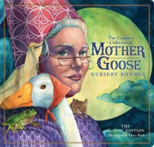 Mother Goose Nursery Rhymes Board Book av Gina Baek (Kartonert)