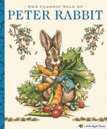 The Classic Tale of Peter Rabbit av Charles Santore (Innbundet)