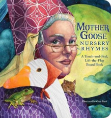 Mother Goose Nursery Rhymes Touch-and-Feel Board Book av Gina Baek (Kartonert)