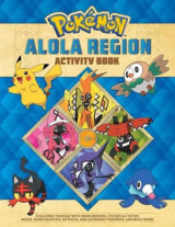 Omslag - Pokemon Alola Region Activity Book