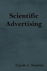 Omslag - Scientific Advertising