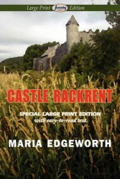 Castle Rackrent av Maria Edgeworth (Heftet)