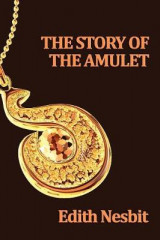 Omslag - The Story of the Amulet