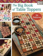 The Big Book of Table Toppers av Karen M Burns (Heftet)