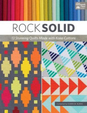 Rock Solid av Karen M Burns (Heftet)