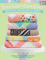 Omslag - Easy Layer-Cake Quilts