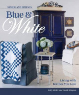 Omslag - Minick and Simpson Blue & White