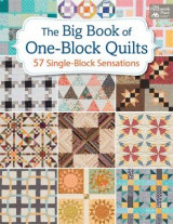 Omslag - The Big Book of One-Block Quilts