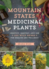 Omslag - Mountain States Medicinal Plants