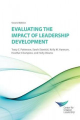 Omslag - Evaluating the Impact of Leadership Development 2e
