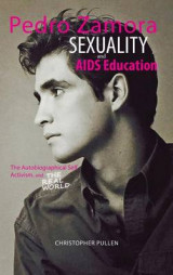 Omslag - Pedro Zamora, Sexuality, and AIDS Education