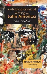 Omslag - Autobiographical Writing in Latin America