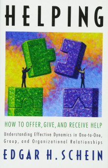 Helping: How to Offer, Give, and Receive Help av Edgar H. Schein (Heftet)