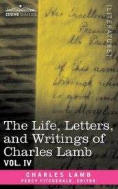 The Life, Letters, and Writings of Charles Lamb, in Six Volumes av Charles Lamb (Heftet)