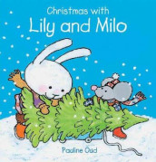 Christmas with Lily and Milo av Pauline Oud (Innbundet)