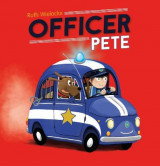 Omslag - Officer Pete