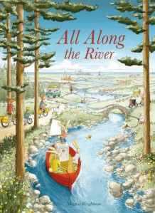 All Along the River av Magnus Weightman (Innbundet)
