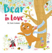 Bear in Love av Sam Loman (Innbundet)