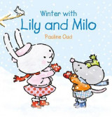 Omslag - Winter with Lily & Milo