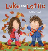 Omslag - Luke & Lottie. Fall is Here!
