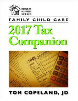 Omslag - Family Child Care 2017 Tax Companion