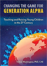 Omslag - Raising Generation Alpha Kids