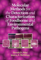 Omslag - Molecular Methods for the Detection and Characterization of Foodborne and Environmental Pathogens