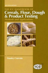 Omslag - The ICC Handbook of Cereals, Flour, Dough & Product Testing Methods and Aplications