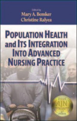 Omslag - Population Health and Its Integration into Advanced Nursing Practice
