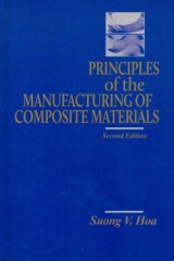 Omslag - Principles of the Manufacturing of Composite Materials