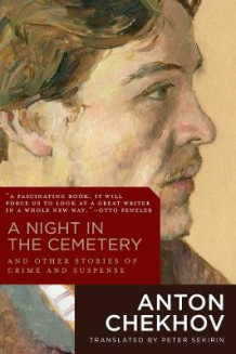 A Night in the Cemetery av Anton Chekov (Heftet)