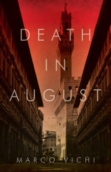 Death in August av Marco Vichi (Heftet)