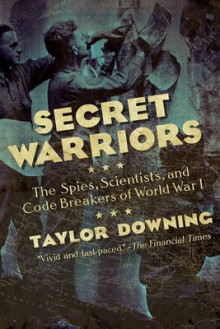 Secret Warriors av Taylor Downing (Innbundet)