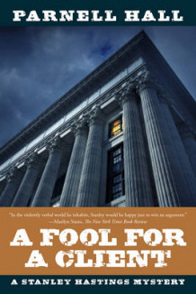 A Fool for a Client av Parnell Hall (Innbundet)