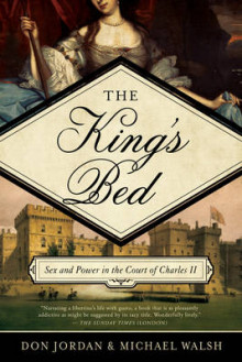 The King's Bed av Don Jordan og Michael Walsh (Innbundet)