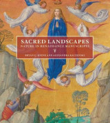 Omslag - Sacred Landscapes - Nature in Renaissance Lanscapes