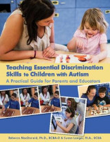 Omslag - Teaching Essential Discrimination Skills to Children with Autism