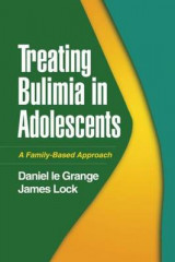 Omslag - Treating Bulimia in Adolescents