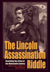 Omslag - The Lincoln Assassination Riddle