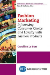 Omslag - Fashion Marketing: Influencing Consumer Choice and Loyalty with Fashion Products