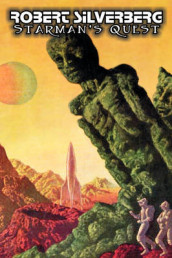 Starman's Quest by Robert Silverberg, Science Fiction, Adventure, Space Opera av Robert Silverberg (Innbundet)