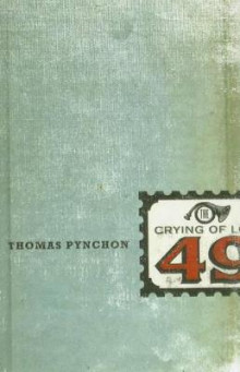 The Crying of Lot 49 av Thomas Pynchon (Innbundet)