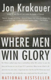 Where Men Win Glory av Jon Krakauer (Innbundet)