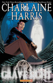 Charlaine Harris' Grave Sight: Part 3 av William Harms (Heftet)
