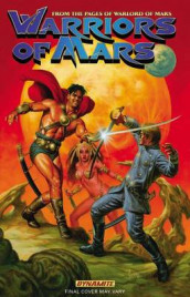 Warriors of Mars av Robert Place Napton (Heftet)