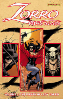 Zorro Rides Again: The Wrath of Lady Zorro Volume 2 av Matt Wagner (Heftet)