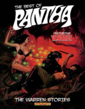 The Best of Pantha: The Warren Stories av Bill DuBay, Budd Lewis og Steve Skeates (Innbundet)