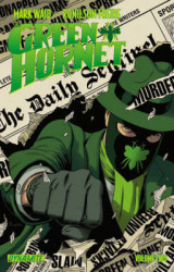 Omslag - Mark Waid's the Green Hornet: Volume 2