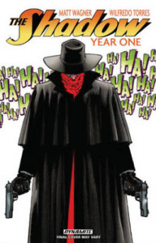 The Shadow av Matt Wagner (Heftet)