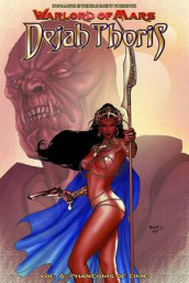 Warlord of Mars: Dejah Thoris Volume 6 - Phantoms of Time av Robert Place Napton (Heftet)